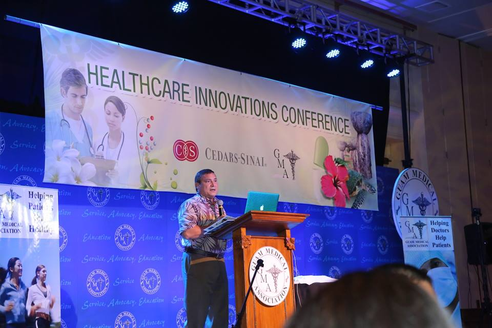 STATE OF THE ISLAND: Healthcare Revolution