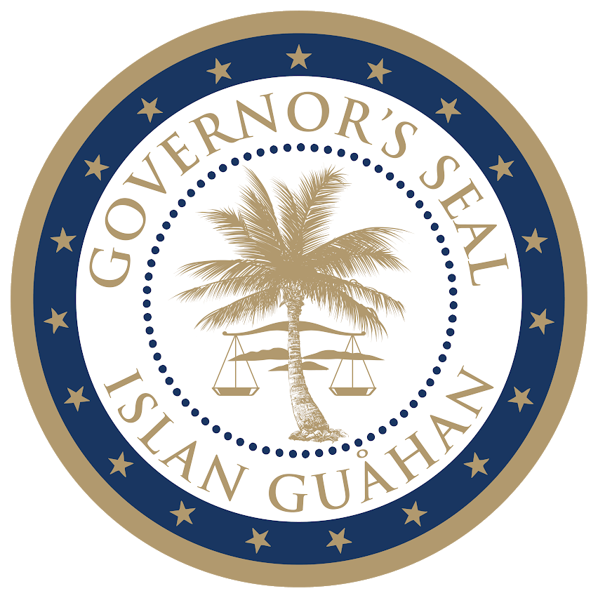 Website of the Governor of Guam